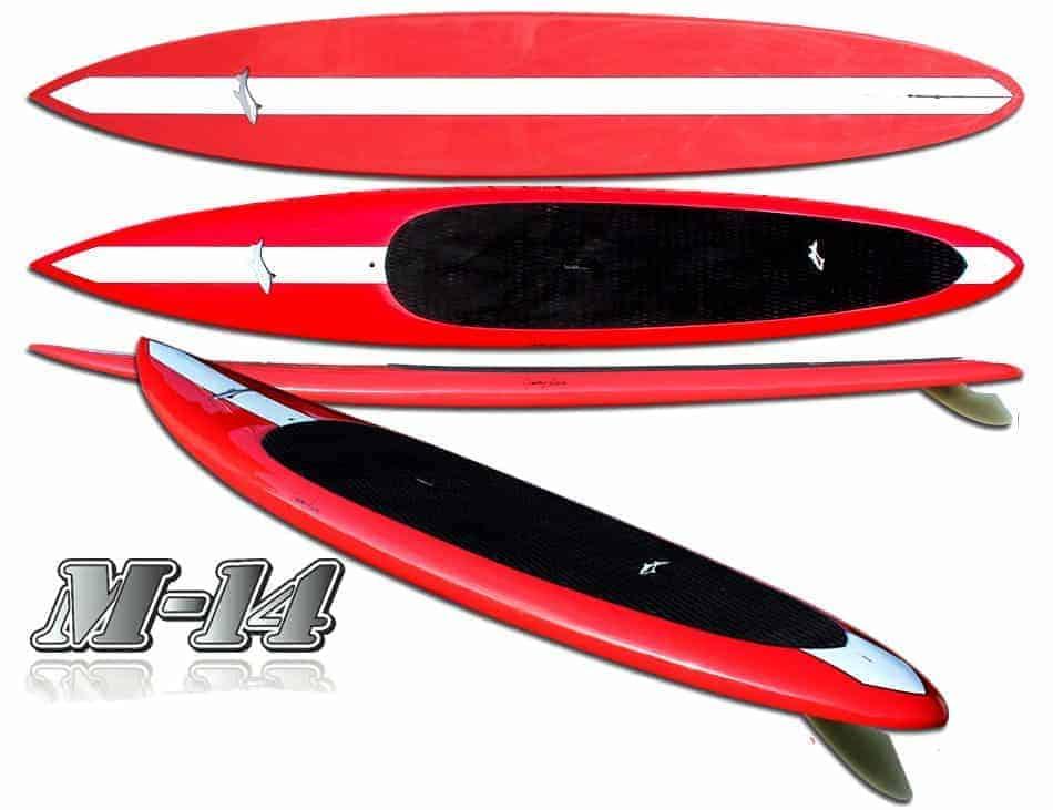 Jimmy Lewis M14 downwind board uk